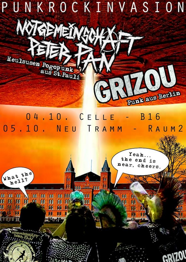 Flyer Tour Grizou